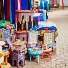 Amazing colours, ART # proudofMorocco