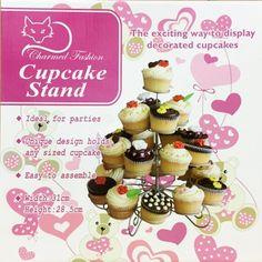 Top 3 bestseller cupcake stands in 2015 #CupcakeStand #CupCake #CupcakeHolder