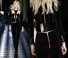 Balmain Fall 2016 Ready-to-Wear Collection Photos - Vogue Balmain, Famous Brands, Fall 2016, Vogue Paris, Looking For Women, Leather Skirt, Ready To Wear, Fashion Show, To My Daughter