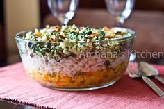 All Natural Tricolor Vegetarian Biriyani - Indian Independence Day Special Spicy Recipes, Cooking Recipes, Salad Recipes, Paneer Pulao, Hyderabadi Cuisine, Ginger Green Beans, Indian Independence Day, Dinner Party Menu, Steamed Vegetables