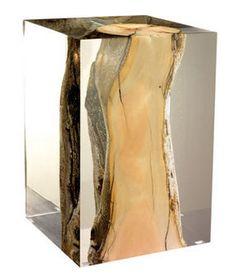 wood acrylic