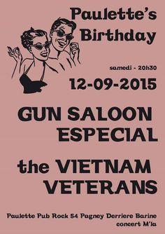 Tickets now available! http://www.francebillet.com/place-spectacle/manifestation/Pop-rock-Folk-THE-VIETNAM-VETERANS-PAVI5.htm