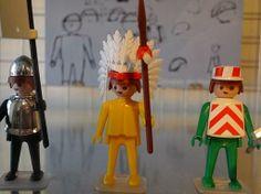 "40 anni di Playmobil, tutti gli ""omini"" storici"