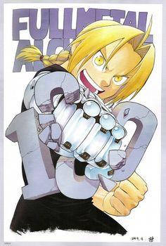 Tags: Anime, Fullmetal Alchemist, Edward Elric, Arakawa Hiromu