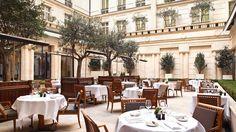 Milagro Paris Vendome Patio Dining