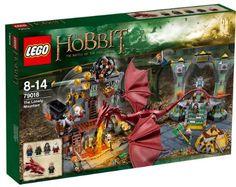 Lego The Hobbit 79018 Le Mont solitaire 110,42 € livré le moins cher
