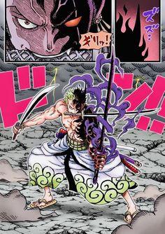 One Piece Gif, One Piece Anime, One Piece Series, One Piece Drawing, Zoro One Piece, One Piece World, One Piece Fanart, Zoro Roronoa, One Piece Tattoos
