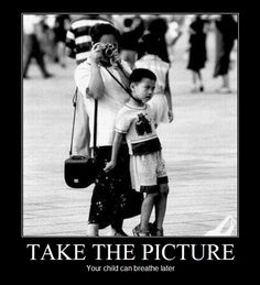 Take the Picture Motivational Poster
