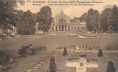 Retroscoop - Het Albertpark en de Harmonie in Antwerpen
