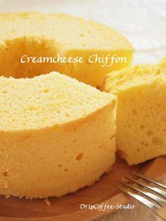 cream chesse chiffon