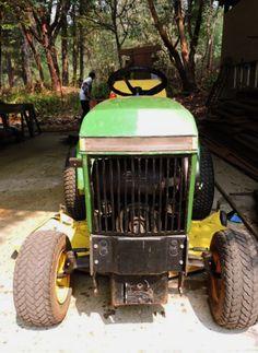 Dads 312 John Deere Garden Tractor. John Deere Garden Tractors, Antique Cars, Dads, Antiques, Vehicles, Vintage Cars, Antiquities, Antique, Fathers