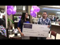 Watch as we surprise Raul & Andrea (Escondido, CA), winners of the Ben Bridge $100,000 Wedding of the Century grand prize! http://youtu.be/kDQD2AIz5og