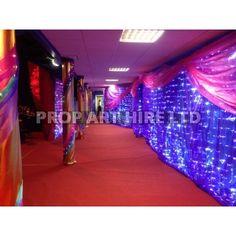 Light Curtain Corridor
