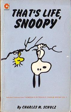SNOOPY & WOODSTOCK~That's Life, Snoopy - Coronet rpt. 1983