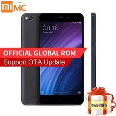 Original Xiaomi Redmi 4A Mobile Phone Snapdragon 425 Quad Core 2GB 16GB or 32GB 13.0MP Camera 5.0 Inch Display MIUI 8.1 3120mAh     Buy Now for $187.27 (DISCOUNT Price). INSTANT Shipping Worldwide.     Buy one here---> https://innrechmarket.com/index.php/product/original-xiaomi-redmi-4a-mobile-phone-snapdragon-425-quad-core-2gb-16gb-or-32gb-13-0mp-camera-5-0-inch-display-miui-8-1-3120mah/    #hashtag2