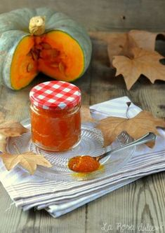 Mermelada de calabaza, naranja y canela Jam Recipes, Sweet Recipes, Cooking Recipes, Fruit Preserves, Rainbow Food, Jam And Jelly, Mushroom Recipes, Sin Gluten, Cooking Time