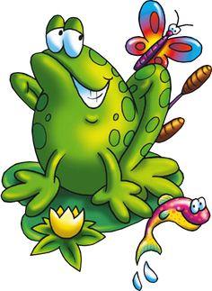 bildergebnis für frosch clipart | froschseite | pinterest