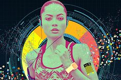 Will Sweat Be The Source Of Energy For The Next Generation Wearables? Brand Identity Design, Brand Design, Technology News, Science And Technology, Fast Muscle Growth, Tech Updates, Wearable Device, Clean Living, Life Motivation