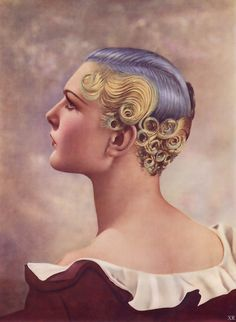 Communicating At A Japanese Hair Salon: How To Get The Hairstyle You Want - Japanese Short Perm Hairstyles Pelo Art Deco, Art Deco Hair, Hair Art, Permed Hairstyles, Retro Hairstyles, Men Hairstyles, Celebrity Hairstyles, Pelo Vintage, Permanent Waves