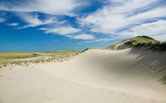 Race Point at Provincetown and the Provincelands. Spectacular dunes.