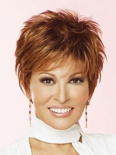 Raquel Welch Sharp Synthetic Wig • Raquel Welch