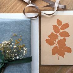Lucy Auge x Esme Winter Letterpress Greeting Card