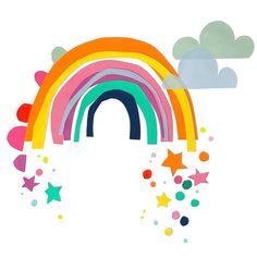 Life is like rainbow you need both sun and rain to make it colorful. Life is like rainbow you need both sun and rain to make it colorful. Rainbow Magic, Rainbow Art, Rainbow Things, Kids Prints, Art Prints, Rainbow Painting, Rainbow Drawing, Rainbow Wallpaper, Partys