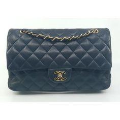 d7a31c29c4f Sacs à main Chanel Timeless Cuir d agneau Noir ref.92078 - Joli Closet