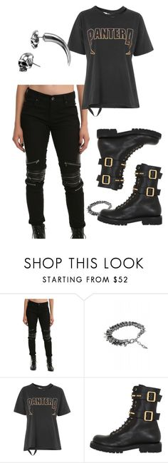 """""""Pantera"""" by buttons-and-pockets ❤ liked on Polyvore featuring Tripp and Alexandre Vauthier"""