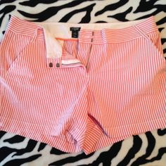 J.Crew Shorts Only worn once, perfect condition! J. Crew Shorts