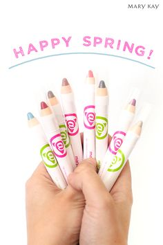 The perfect bouquet of colors. Happy Spring! | Mary Kay http://www.marykay.com/lisabarber68  Call or text 386-303-2400