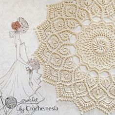 This pattern is on SALE, only for today London Time) Crochet Potholders, Crochet Doily Patterns, Crochet Art, Thread Crochet, Filet Crochet, Irish Crochet, Crochet Motif, Crochet Doilies, Crochet Stitches