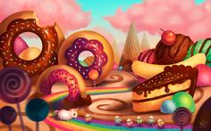 "Empfohlenes @Behance-Projekt: ""Unicorn in Sugar Land"" https://www.behance.net/gallery/49277553/Unicorn-in-Sugar-Land"