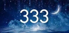 Les nombres triples et leur signification : 111, 222, 333...