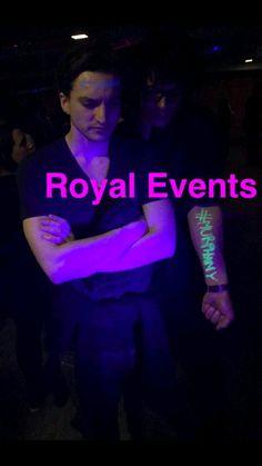 Murphamy #RoyalEvents