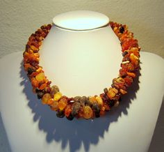 Necklace - Baltic amber