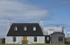 House Number 7 by Denizen Works ,Isle of Tiree Scotland