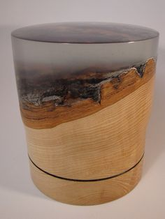 Leroy Coleman Jr. | wood and resin