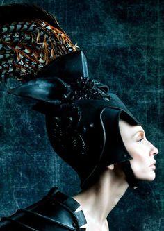 Cate Blanchett by Steven Klein (III).