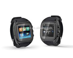 2015 Android 4.2 os Smart Watch with 1.54 Inch Screen, Dual Core CPU, Bluetooth 4.0, Wi-Fi, GPS