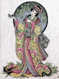 www.Madameneedle.com: Cross-stitch Kits,