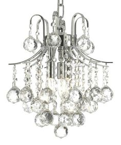 Take a look at this Silver Gallery Empire Chandelier by Gallery on #zulily today!
