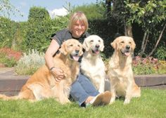 Jayne May – My journey into #dogs