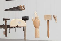 Damien Ortaga, 2011, Installation view.
