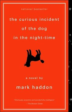 """I had to buy this book about three times because of students """"borrowing"""" it but never bringing it back. Entire story is told through the eyes of a 15-year-old autistic boy who finds his neighbor's dog dead. Although he had almost no understanding of human emotions, and often goes berserk if anyone even touches him...he decides he must find out who killed the dog. Since he is a brilliantly smart child, he is very methodical in his search for the killer. His search takes him way beyond his…"""