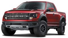 Ummm  ok if I had to have a Ford, this would be it!    2014 F-150 SVT Raptor Special