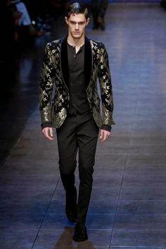 Dolce & Gabbana Fall/Winter 2015 - Milan Fashion Week