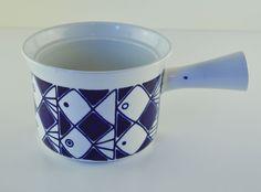 Retro Rorstrand Frisco Pot designed by Marianne Westman (1960s)