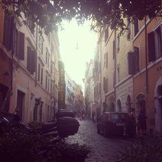 Roma in the twilight #Rome #CityStreets #ILoveItaly