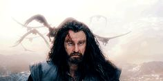 (gif) - Thorin and Eagles.